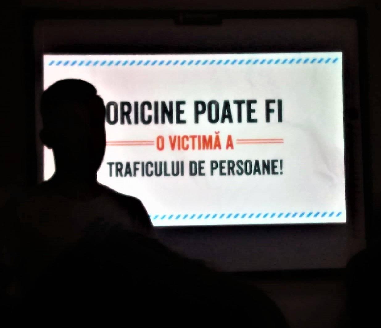 PROIECT PENTRU PREVENIREA TRAFICULUI DE PERSOANE 1